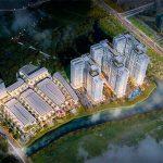 Dự án chung cư Vietsing – Riverside - Hoàng Khôi Group