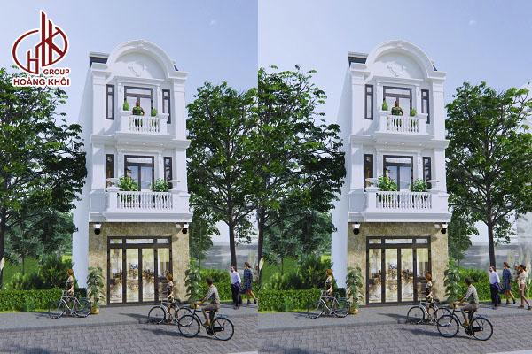 Nhà phố VietSing Phú Chánh - Kiến trúc tinh hoa, an cư phồn thịnh (1)