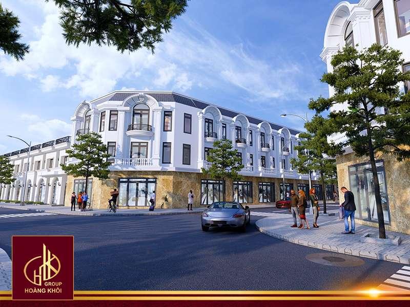 Nhà phố thương mại tại dự án Tân Hiệp City