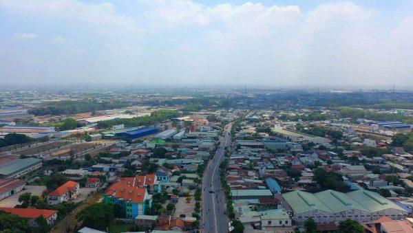 Bùng nổ bất động sản Tân Uyên từ đề án thành lập thành phố 2 (1)